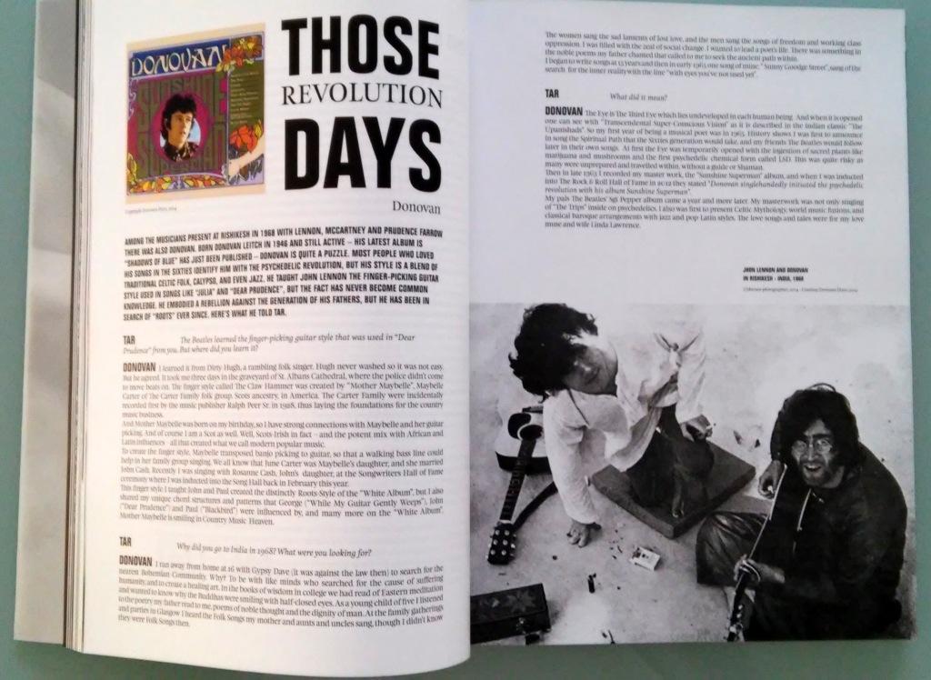 TAR Transcendence - Intervista a Donovan